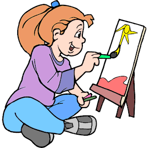 Artistic clip art jpg free stock Clip art artist - ClipartFest jpg free stock