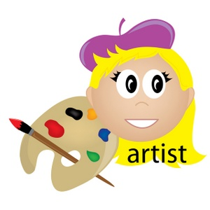 Artistic clipart image download Artistic Clip Art People – Clipart Free Download image download