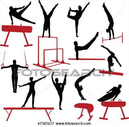 Artistic gymnastics clipart clipart library good gymnastics clip art affordable | Gymnastics | Pinterest | Art ... clipart library