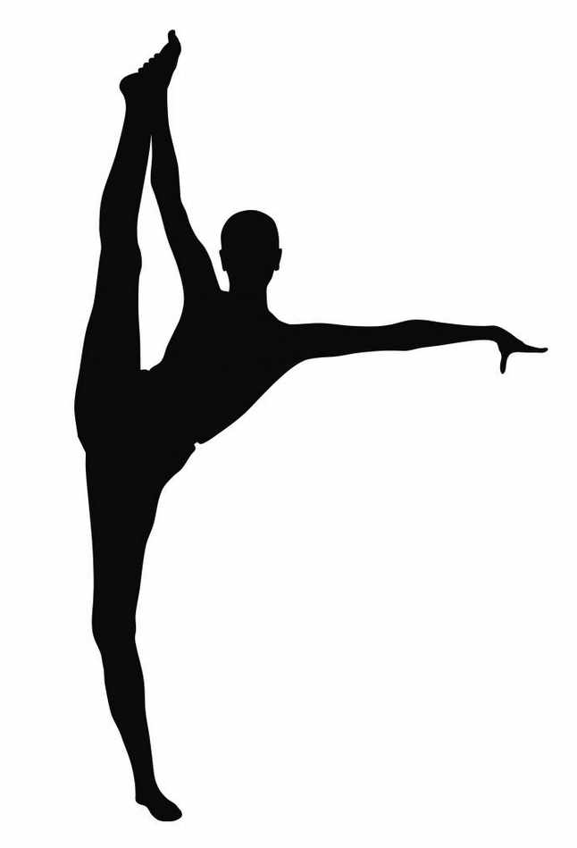 Artistic gymnastics clipart png library stock Gymnast Clip Art & Gymnast Clip Art Clip Art Images - ClipartALL.com png library stock