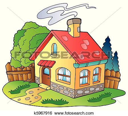 Artistic house clipart image free stock House Clipart Vector Graphics. 187,973 house EPS clip art vector ... image free stock
