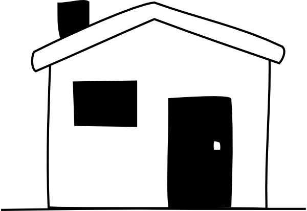 Artistic house clipart picture free Artistic White House Clipart - Cliparts and Others Art Inspiration picture free