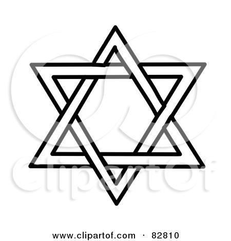 Artistic jewish star clipart svg Royalty-Free (RF) Jewish Clipart, Illustrations, Vector Graphics #1 svg