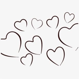 Artistic mended heart clipart black and white picture transparent stock Free Clipart Broken Hearts Cliparts, Silhouettes, Cartoons Free ... picture transparent stock