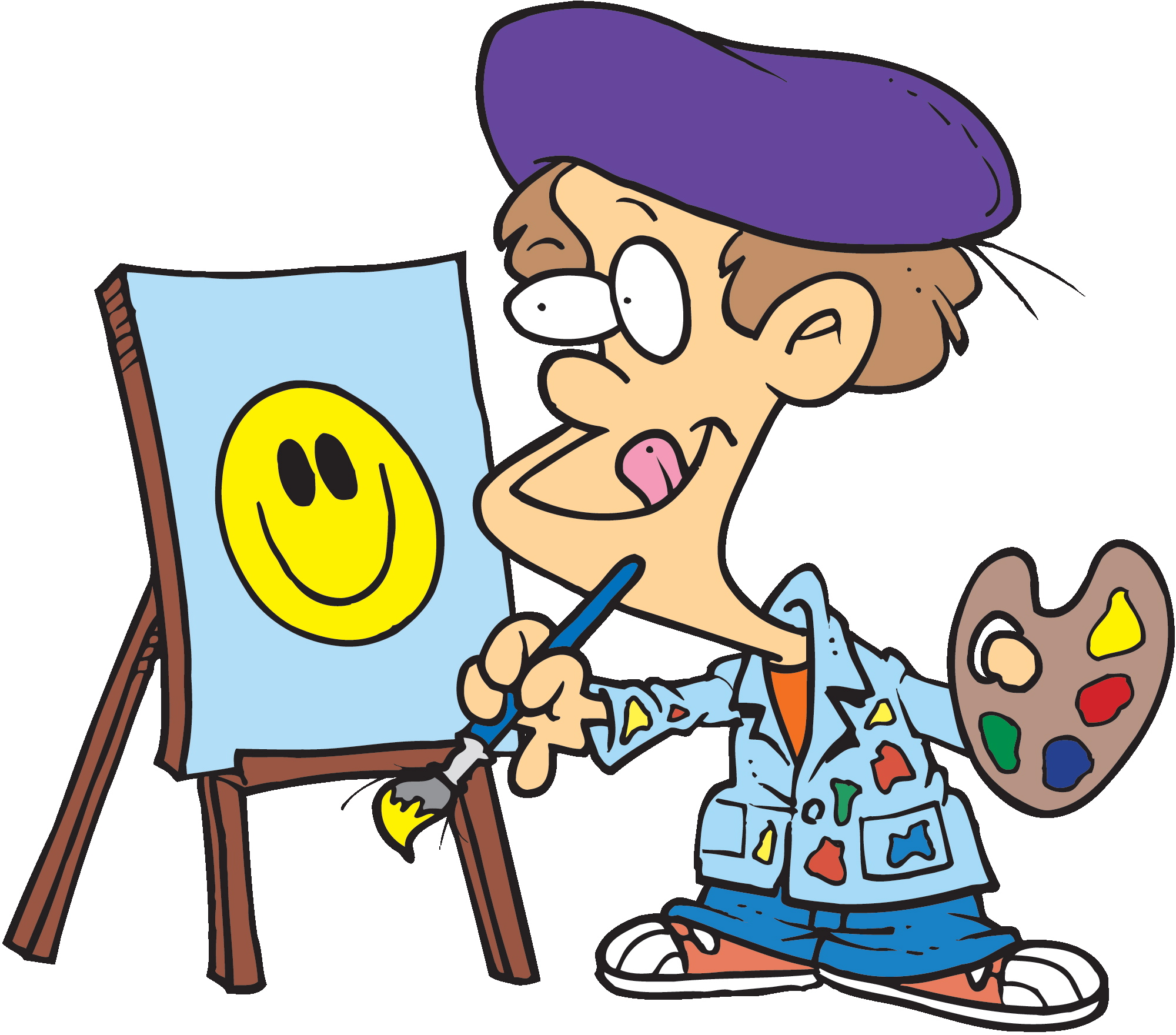 Clip art people free. Artistic person clipart