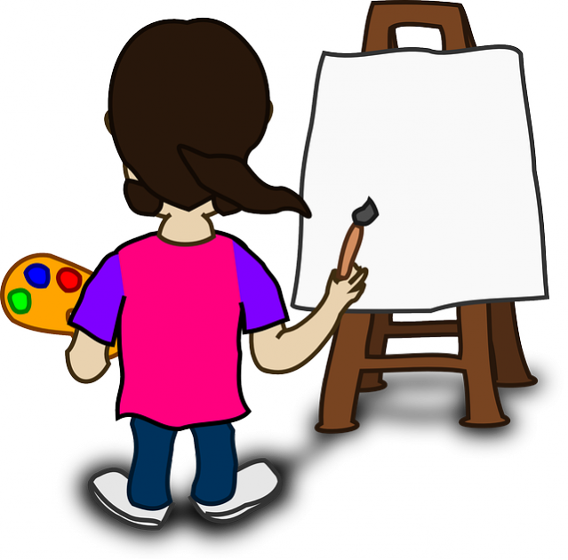 Artistic person clipart picture royalty free Pursue an Artistic Career? Advice for You and Parents | Psychology Today picture royalty free