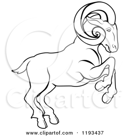 Artistic ram head clipart black and white banner free download Artistic ram head clipart black and white - ClipartFest banner free download