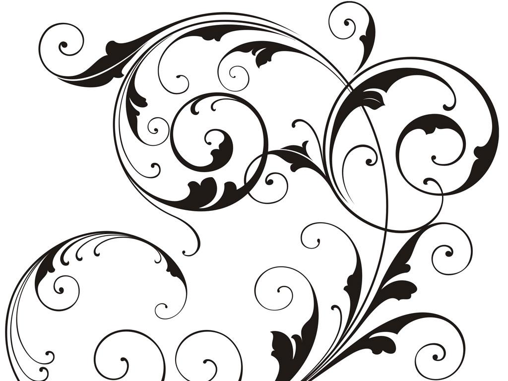 Artistic swirls clipart clip art black and white stock Artistic swirls clipart - ClipartFest clip art black and white stock
