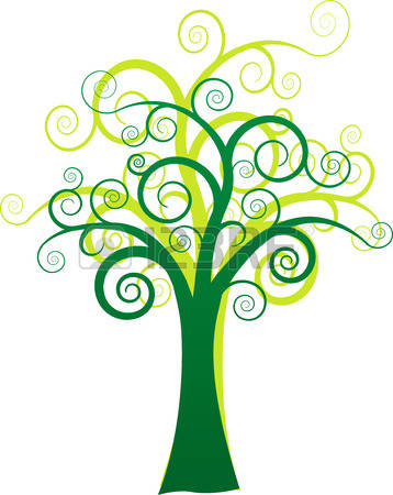 Artistic tree clipart clipart transparent stock 101,439 Artistic Tree Cliparts, Stock Vector And Royalty Free ... clipart transparent stock