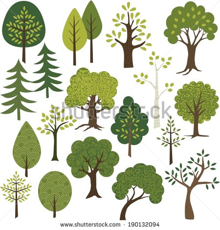 Artistic tree clipart picture royalty free download Tree Stock Images, Royalty-Free Images & Vectors | Shutterstock picture royalty free download