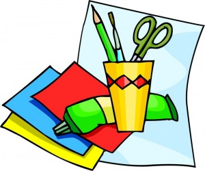 Arts and crafts shop clipart clipart Art Supplies Clipart   Free download best Art Supplies Clipart on ... clipart