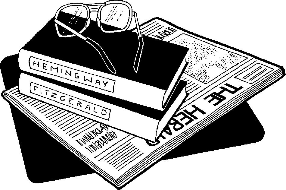Clipart literature