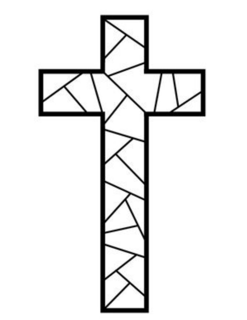 Arts crafts clipart with cross vector freeuse download 57+ Cross Outline Clip Art | ClipartLook vector freeuse download