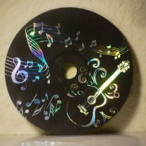 Artwork on cd clip art freeuse library What You Can Do With Your Old CDs Is Completely BRILLIANT ... clip art freeuse library