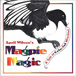 Arty loon magic show clipart picture free stock Amazon.com: Magpie Magic: A Tale of Colorful Mischief (9780803723542 ... picture free stock
