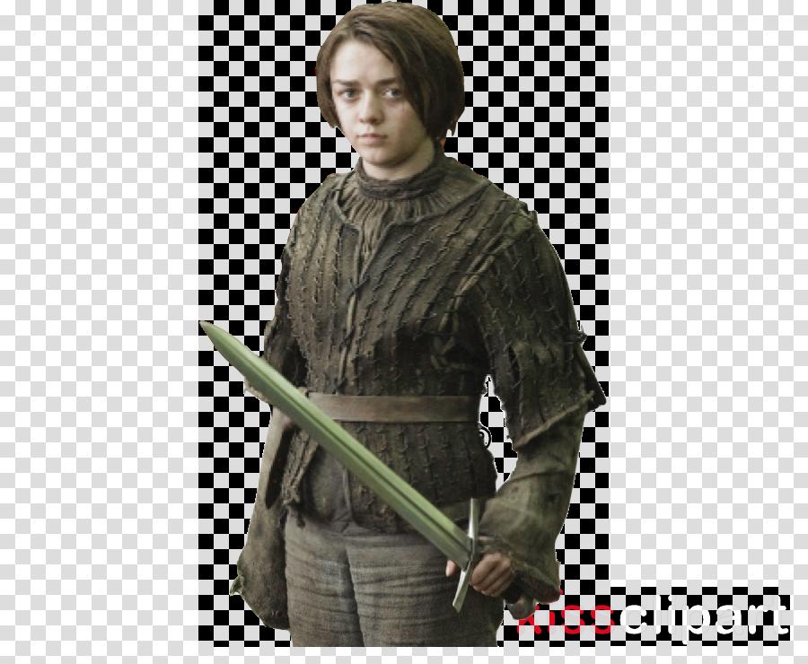 Arya stark clipart banner transparent Download Transparent Arya Stark Clipart Arya Stark Game Of Thrones ... banner transparent
