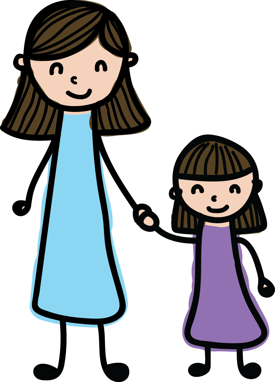 Mom apple daughter clipart png library stock How college strengthened a mother-daughter bond | The Daily Illini png library stock