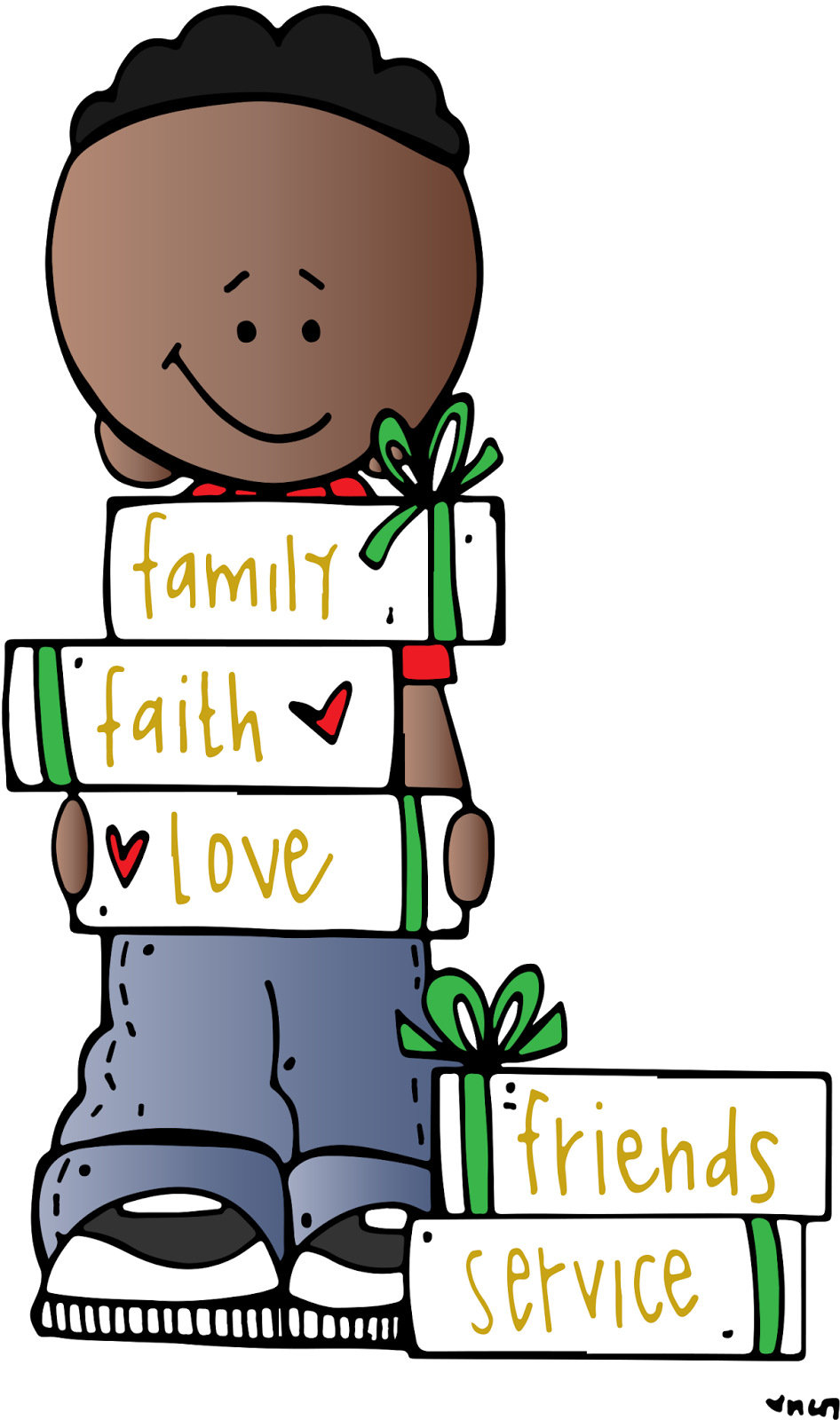 As for me and my house clipart jpg Melonheadz LDS illustrating: 2017 jpg