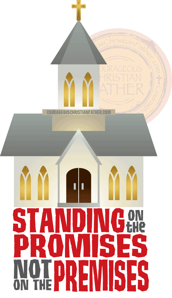 As for me and my house we will serve the lord clipart freeuse stock Standing on the promises not on the premises | Courageous Christian ... freeuse stock