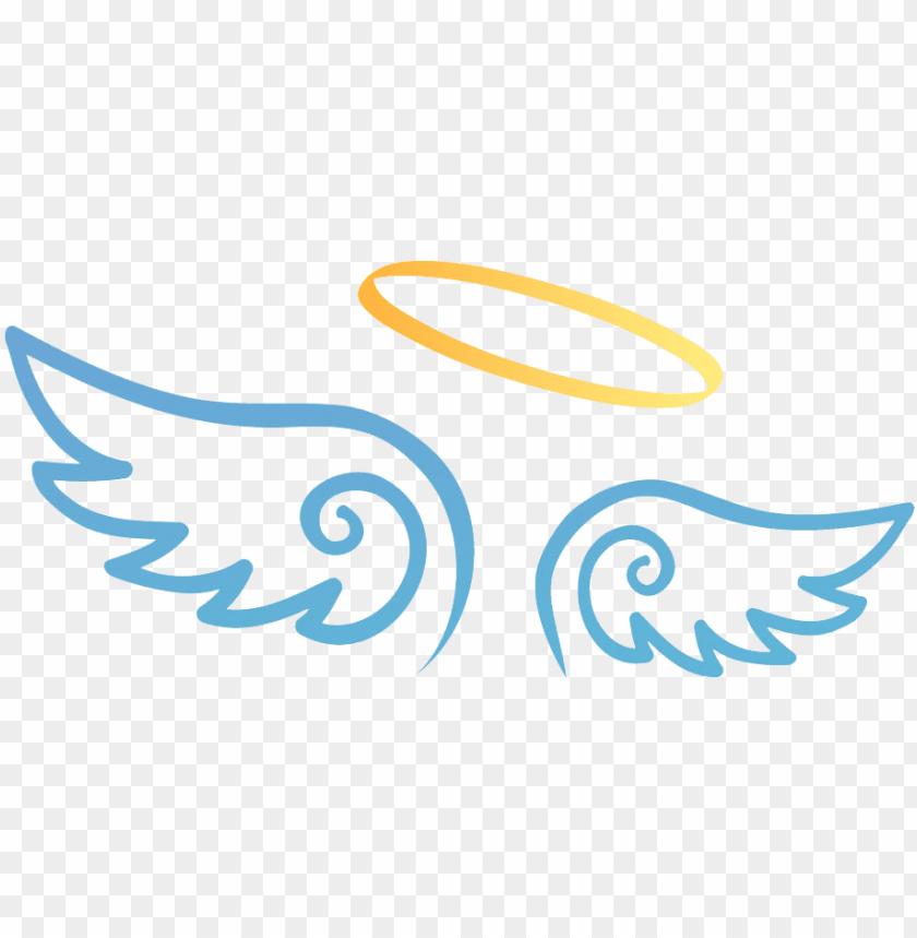 Asa de anjo clipart transparent stock halo clipart angel wing - desenho asas de anjo PNG image with ... transparent stock