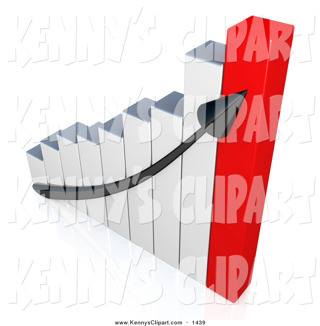 Ascending arrow clipart clipart download Clip Art of an Arrow on an Ascending Graph Showing the Success and ... clipart download