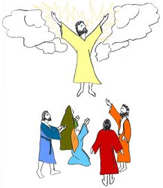 Ascension 2019 clipart image library library 40 Best Ascension Day images in 2015 | Ascension day, Assumption of ... image library library