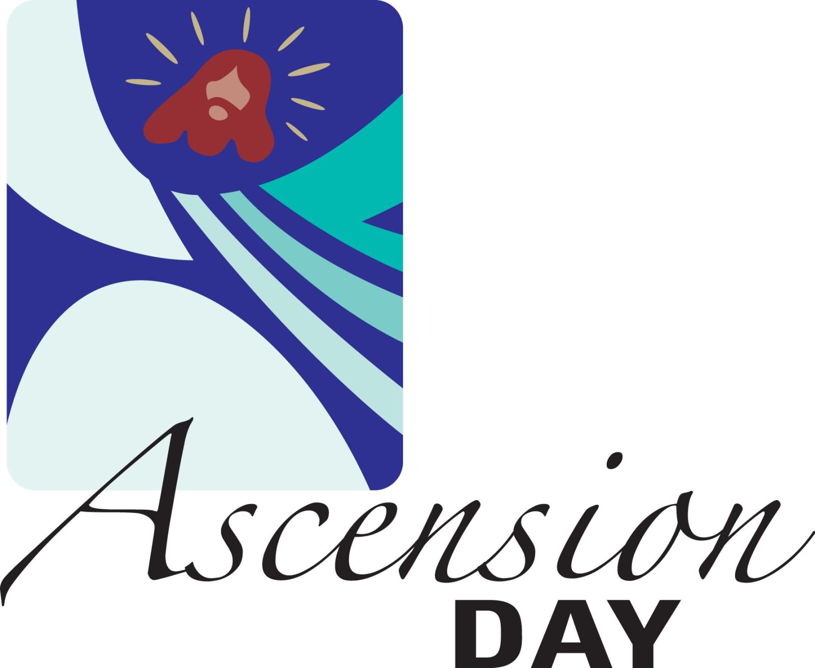 Ascension 2019 clipart banner transparent 20 Adorable Ascension Day Greeting Images And Photos banner transparent