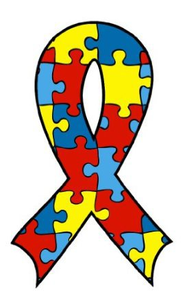Free autism awareness ribbon clipart banner royalty free library Free Autism Cliparts, Download Free Clip Art, Free Clip Art on ... banner royalty free library