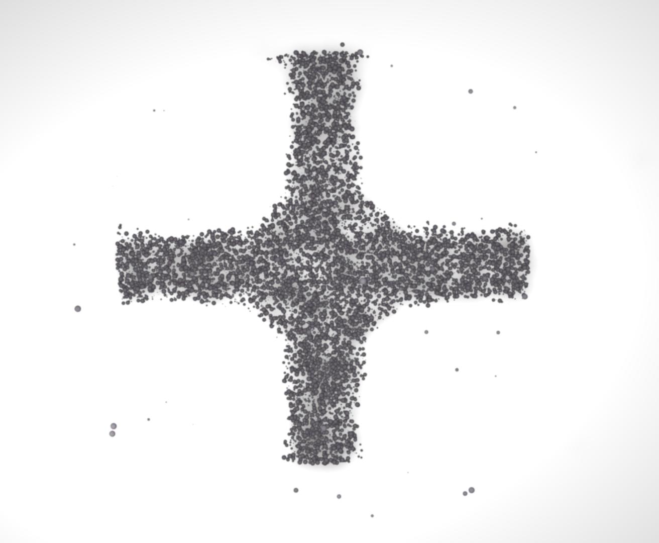 Ash cross clipart jpg Ash Wednesday Church Welcome Graphics | Progressive Church Media jpg