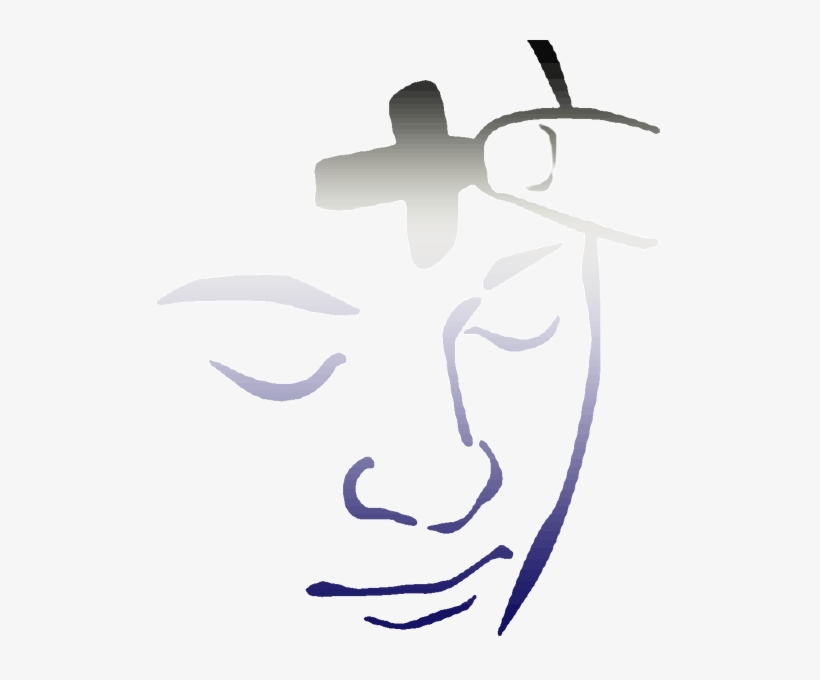 Ahs wednesday clipart png library library Ash Wednesday Marks Start Of Lent Svg Black And White - Ash ... png library library