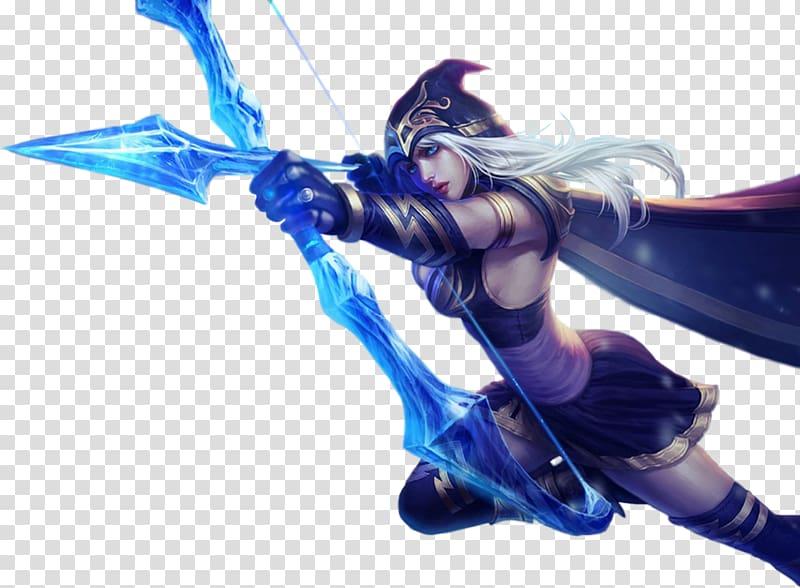 Ashe clipart graphic stock Ashe LOL illustration, League of Legends Champions Korea Screen ... graphic stock