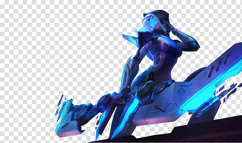 Ashe clipart svg black and white stock PROJECT Ashe, Project Ashe from League of Legends transparent ... svg black and white stock