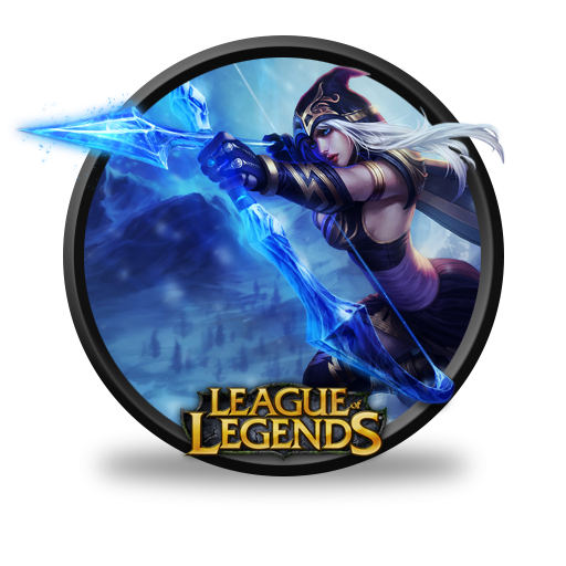 Ashe clipart picture royalty free download League Of Legends Ashe Icon, PNG ClipArt Image | IconBug.com picture royalty free download