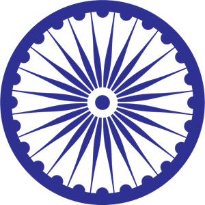 Ashok stambh logo clipart picture freeuse download Ashok Chakra Logo Vector (.AI) Free Download picture freeuse download