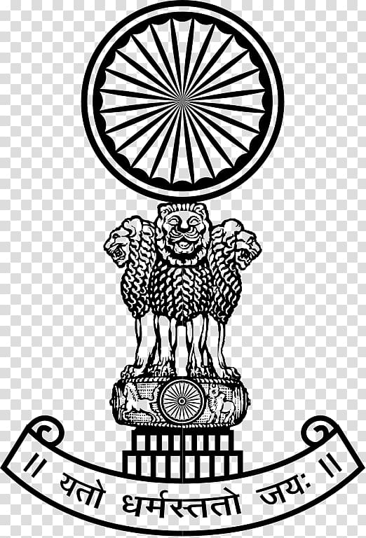 Government of india logo clipart
