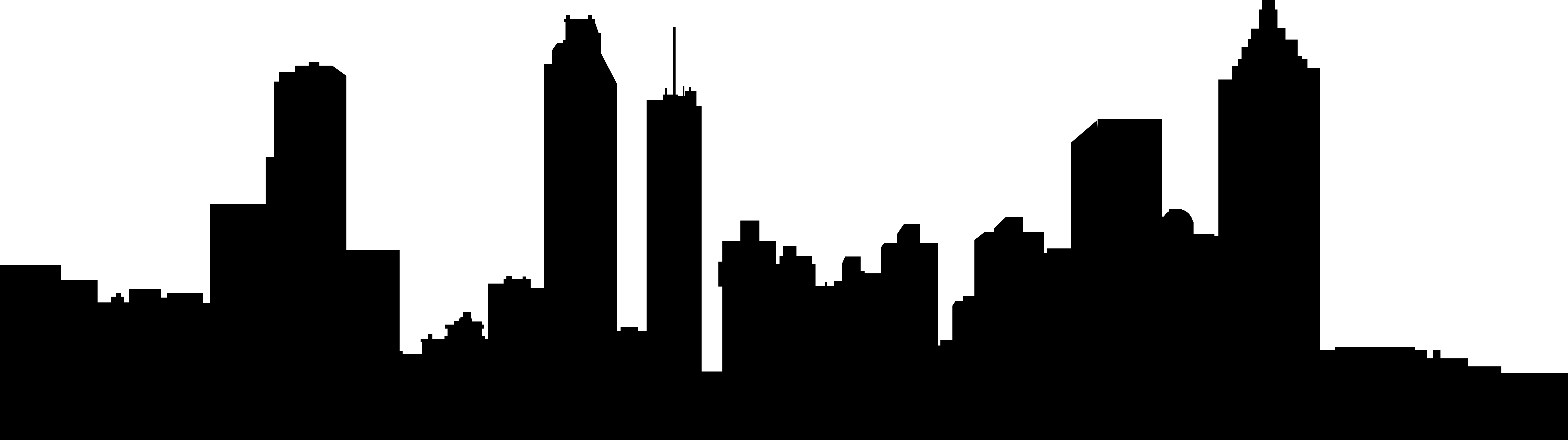 Free hd vector images of detroit skyline clipart jpg transparent download Atlanta Skyline Vector, sun asian kitchen - 8-Ball.net - Clip Art ... jpg transparent download