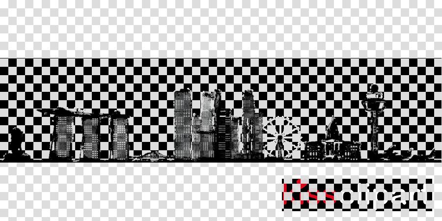 Asia skyline clipart vector transparent download City Skyline clipart - Skyline, Illustration, City, transparent clip art vector transparent download