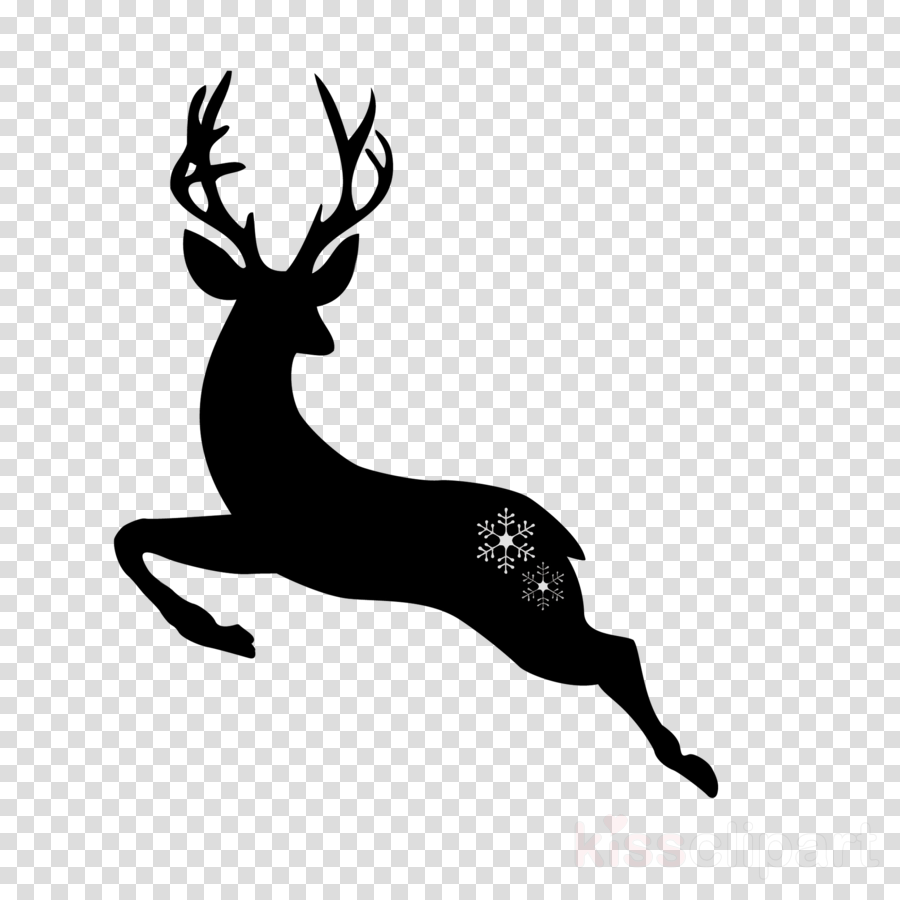 Christmas clipart for asian clipart black and white stock Christmas, Reindeer, Poster, transparent png image & clipart free ... clipart black and white stock