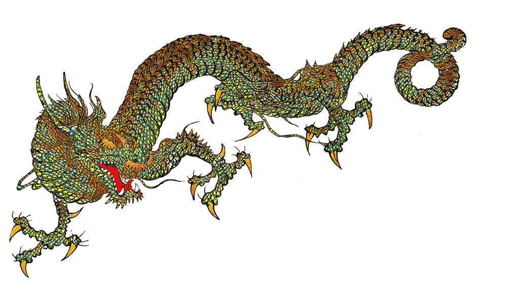 Asian crown clipart clip free download Great Pictures of Cool Dragons clip free download