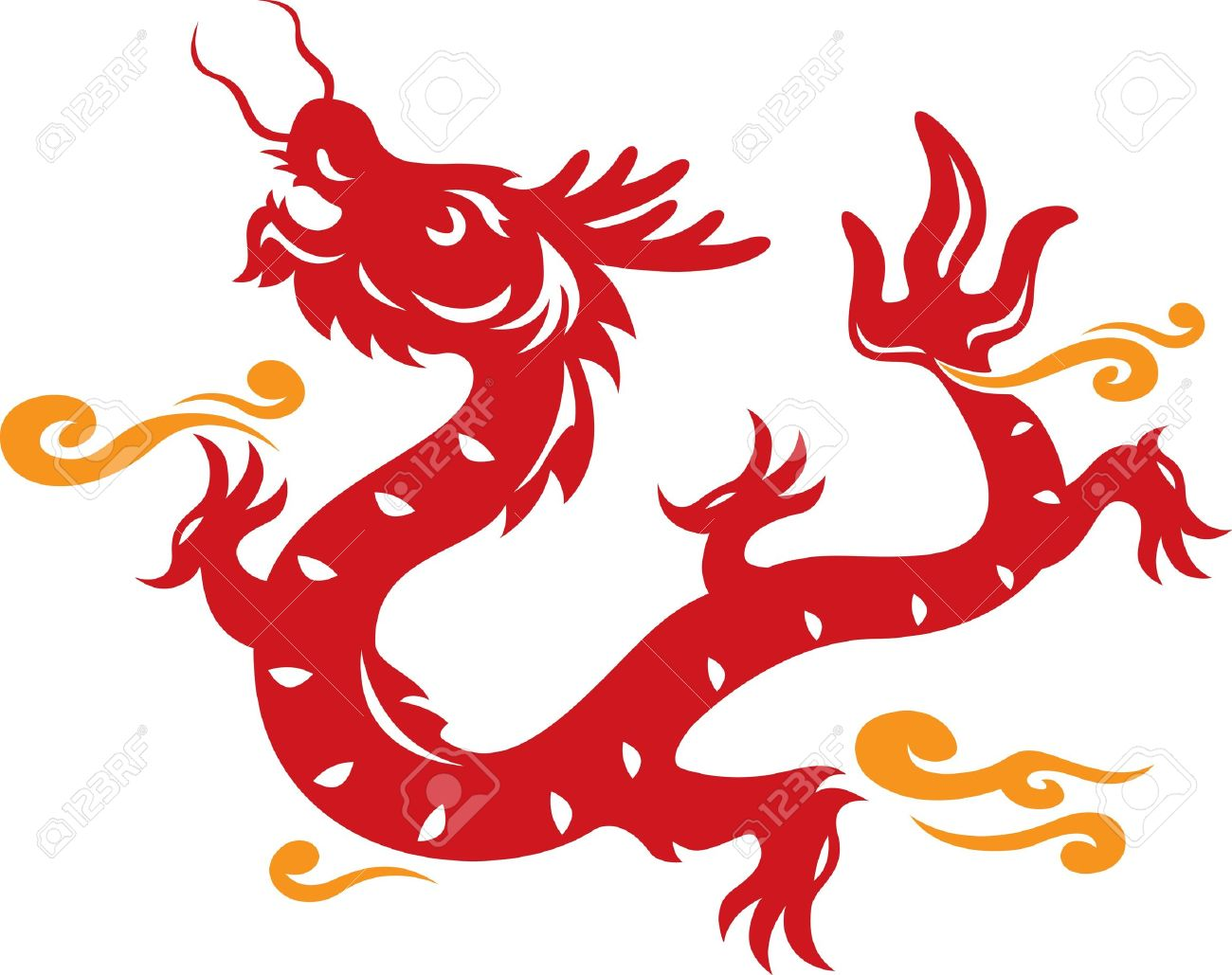 Chinesedragon clipart