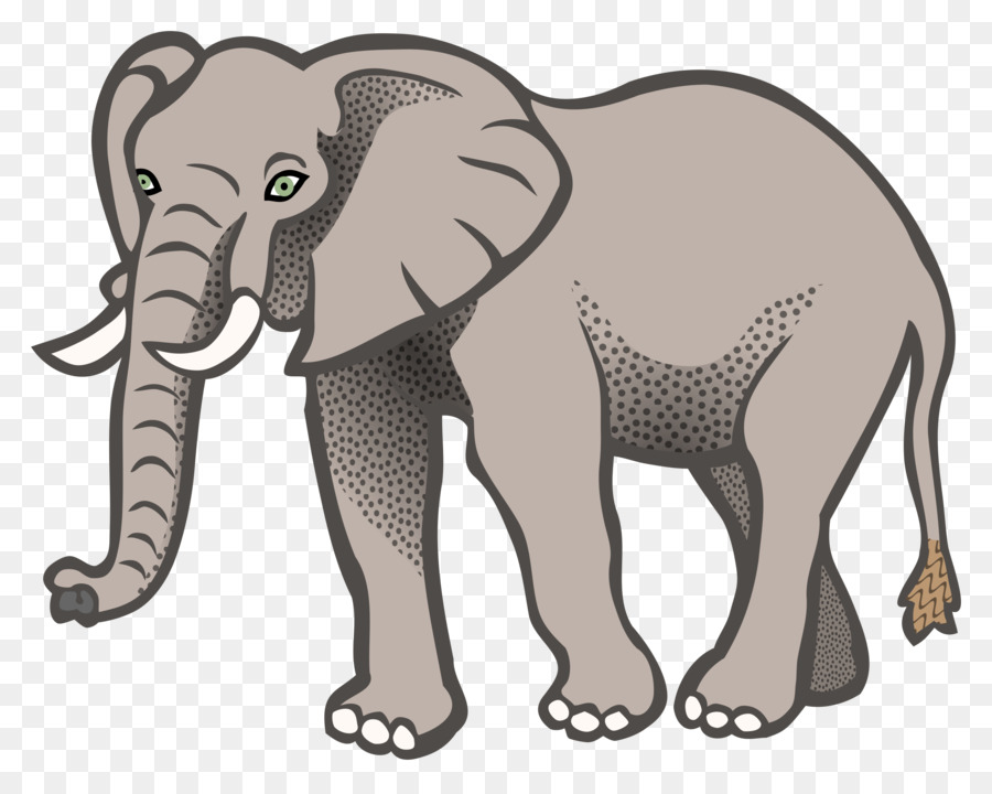 Asian elephant clipart picture library library Elephant Background png download - 2400*1912 - Free Transparent ... picture library library