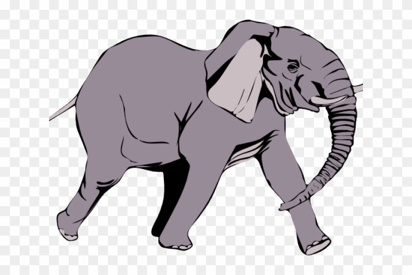 Asian elephant clipart image transparent download Asian Elephant Clipart Umbrella Silhouette, HD Png Download ... image transparent download