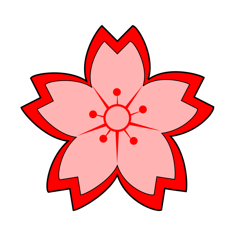 Asian flower clipart image freeuse 28+ Collection of Chinese King Clipart | High quality, free cliparts ... image freeuse