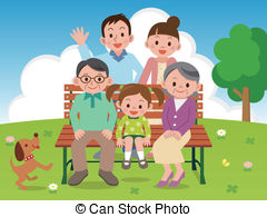 Asian grandparents clipart png transparent library Grandparents Clipart and Stock Illustrations. 14,418 Grandparents ... png transparent library