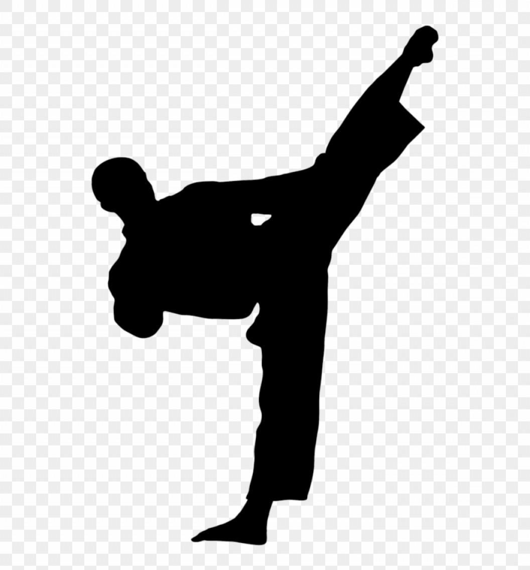 Tae kwon do clipart