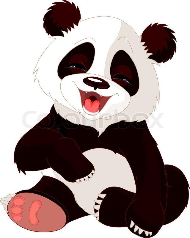 Asian panda mom with baby panda clipart picture clip art freeuse download Cute Cartoon Panda | Cute Baby Panda Pictures Cartoon | Cartoons ... clip art freeuse download