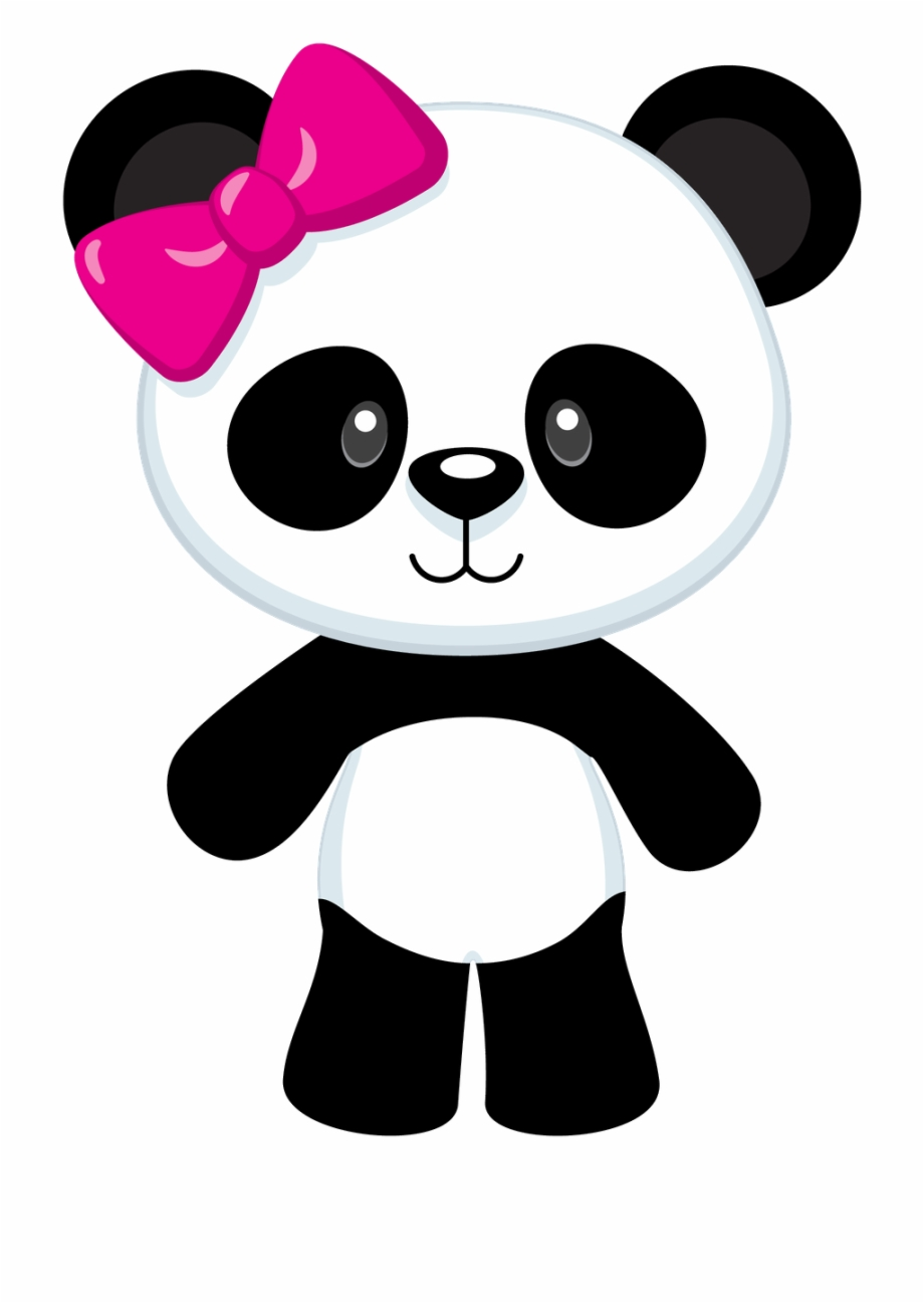 Panda clipart cute jpg freeuse stock A Panda Day, Happy Panda, Red Panda, Panda Baby Showers, - Panda ... jpg freeuse stock