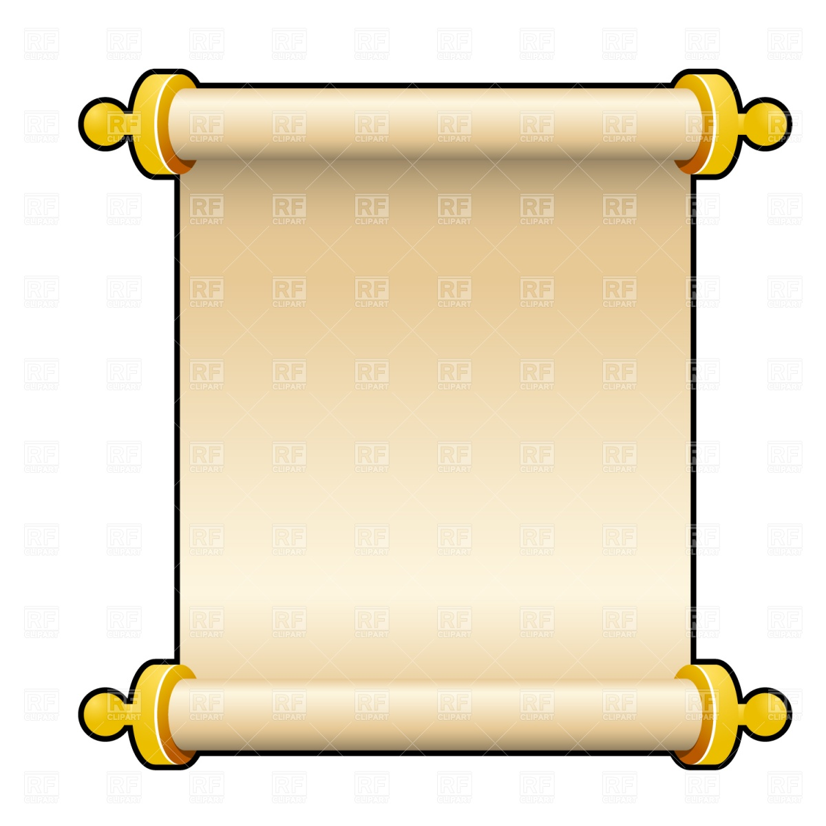 Asian scroll clipart banner royalty free stock Picture Of A Scroll | Free download best Picture Of A Scroll on ... banner royalty free stock
