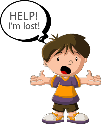 Ask someone for help clipart clipart stock We Think Safe To Stay Safe - Safety Activities, Facts and Educatoin ... clipart stock