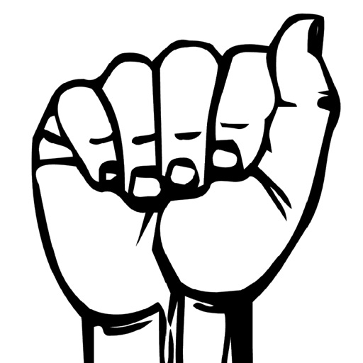 Asl clipart dictionary clip art library 3Strike American Sign Language Free HD Dictionary by Sana Mirza clip art library